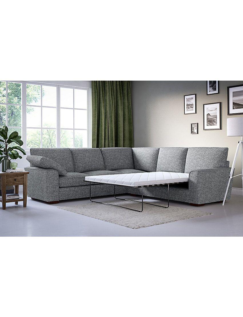 Nantucket Corner Sofa Bed Left Hand With Images Corner Sofa Bed Corner Sofa Sofa Bed