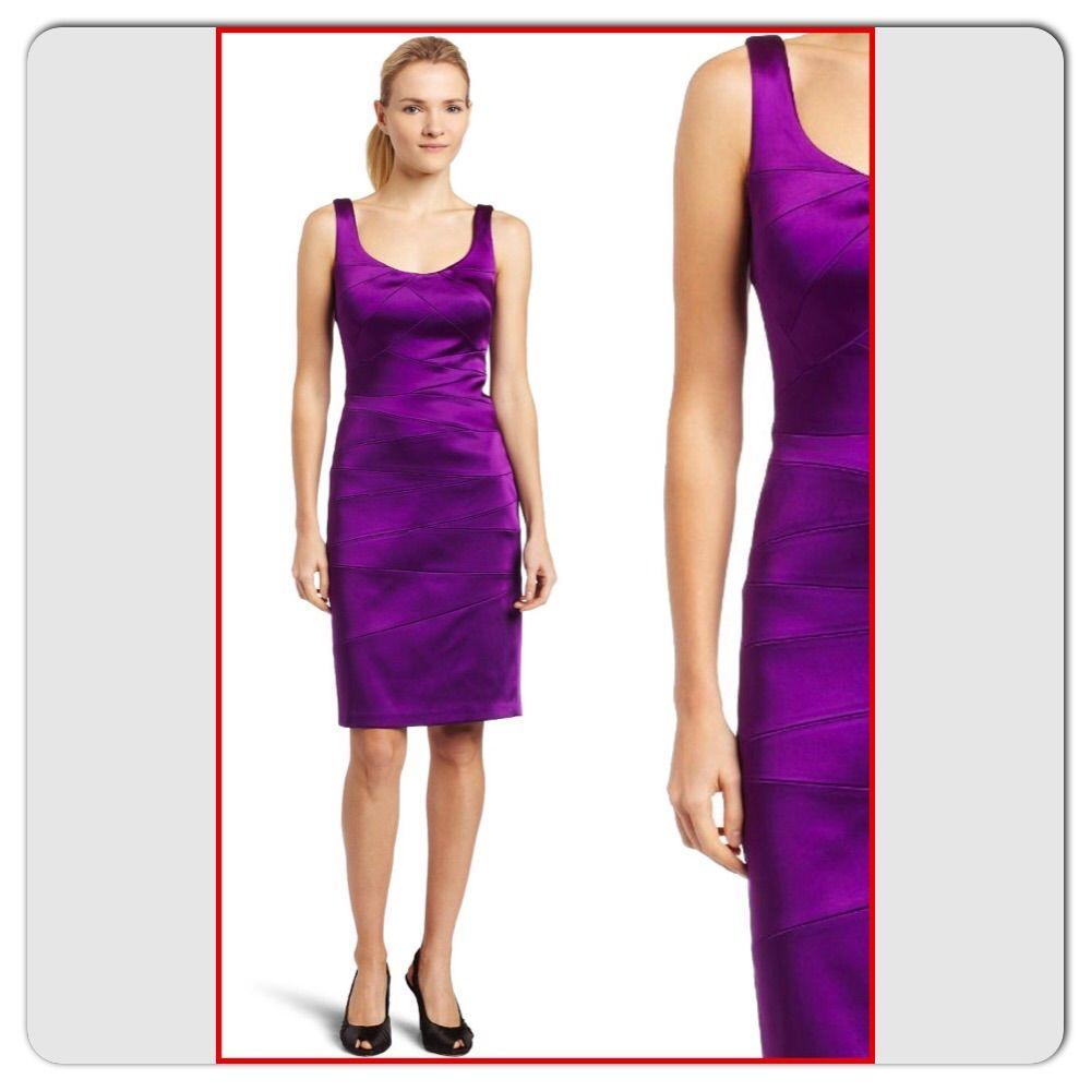 Fall Salemagenta Dress