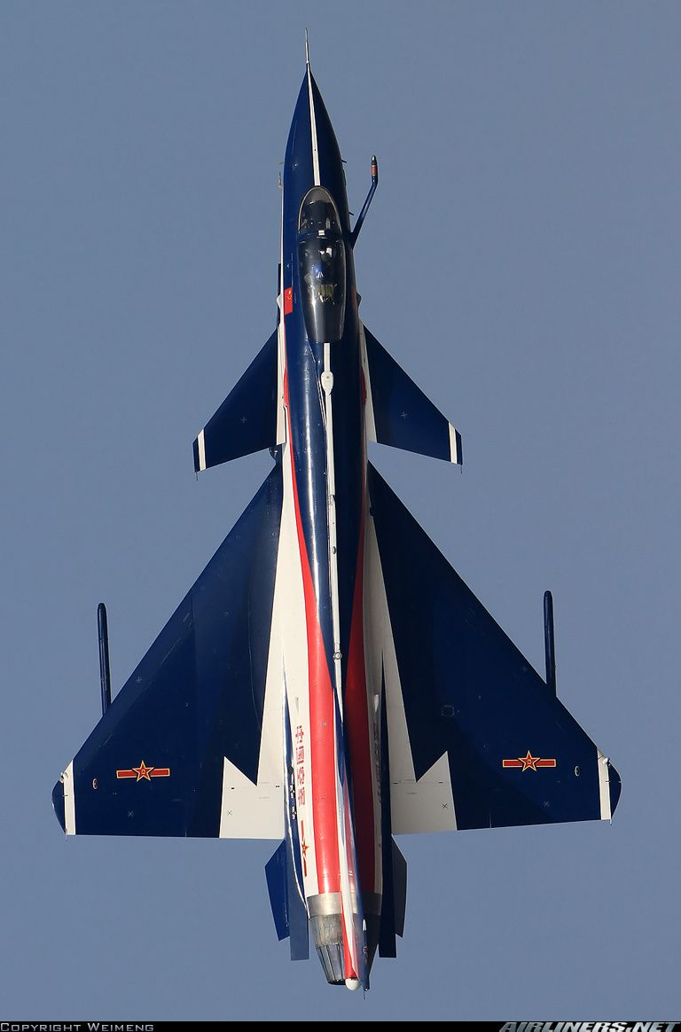 China's Chengdu J-10 Stealth Fighter