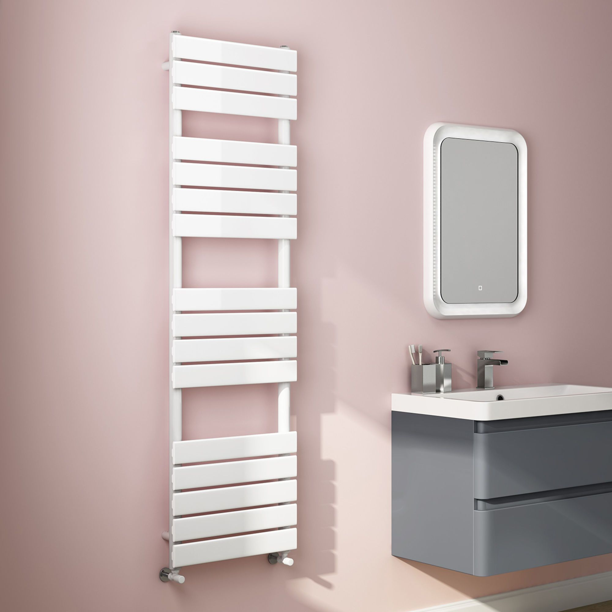 Towel Radiators Modern Heated Towel Racks Rails Soak Com