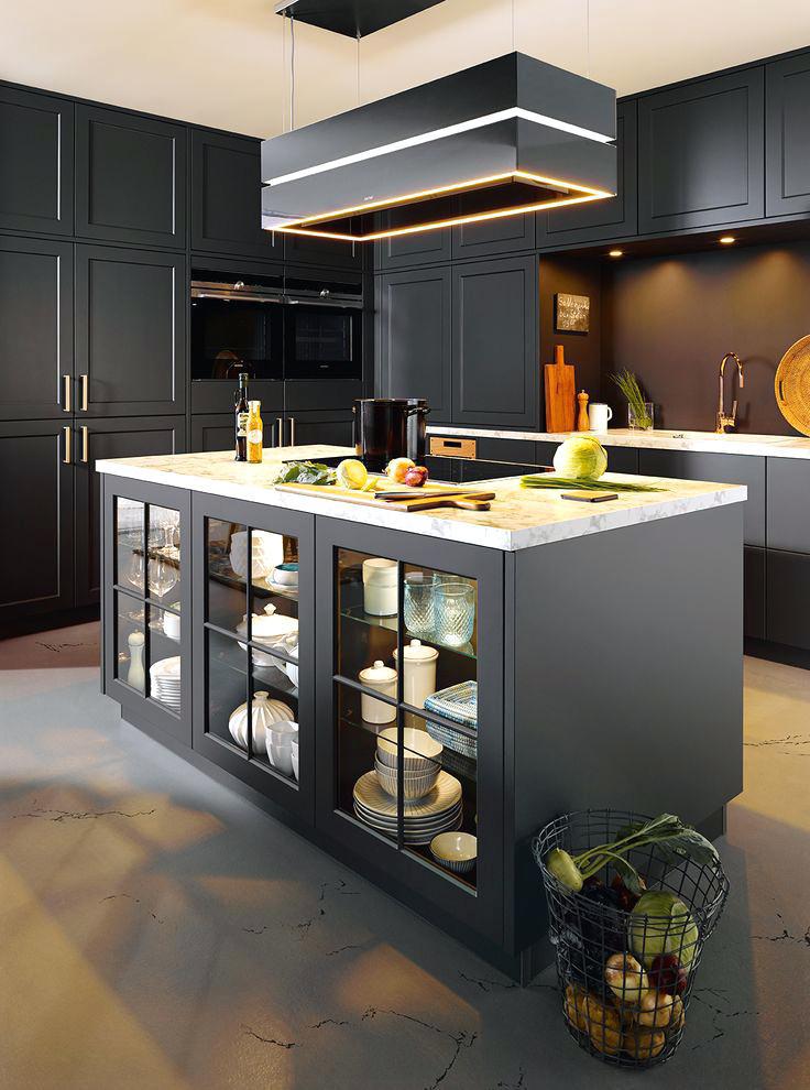 фото красивых кухонь современного стиля распространённому мнению