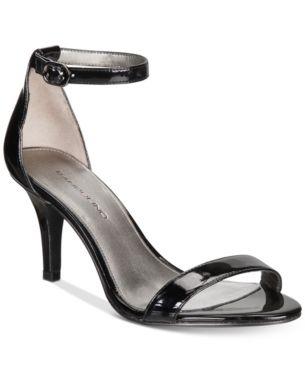 Madia Dress Sandals Products In 2019 Kitten Heel Sandals Black Dress Sandals Sandals