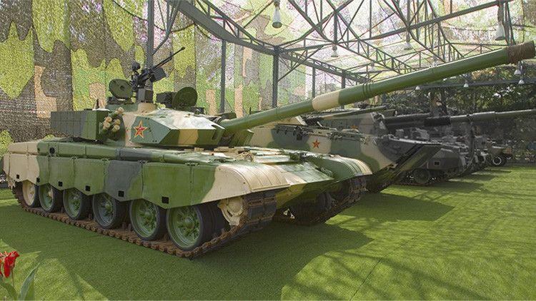 .Tipo 99A2 (China)