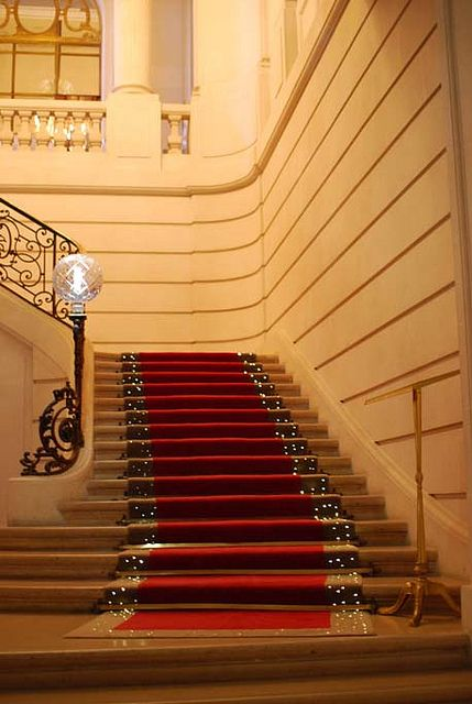 Cristal Room Baccarat Stairs To Heaven Stair Steps Interior Staircase