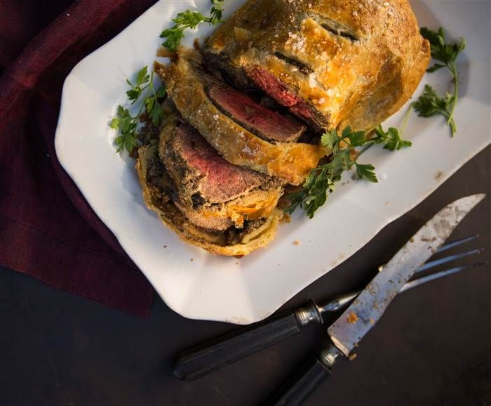 Nancy Fuller's Beloved Beef Wellington #farmhouserulesrecipes