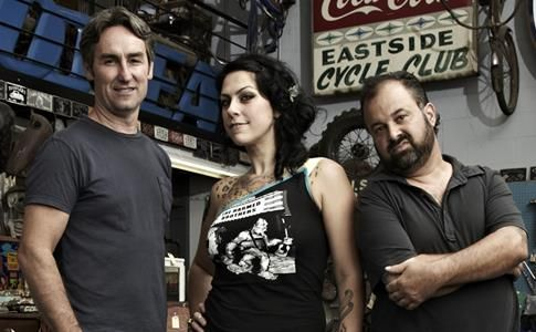 Danielle Frank From American Pickers