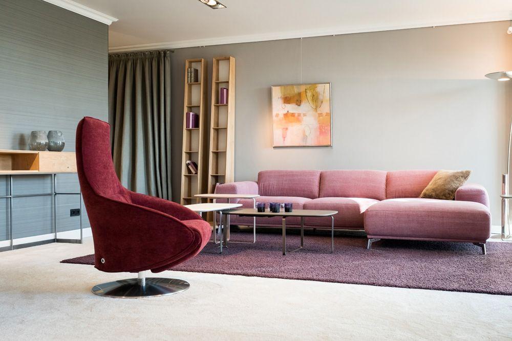 Internationale Einrichtungsideen - Ausstellung von Design Möbeln - bilder wohnzimmer rot