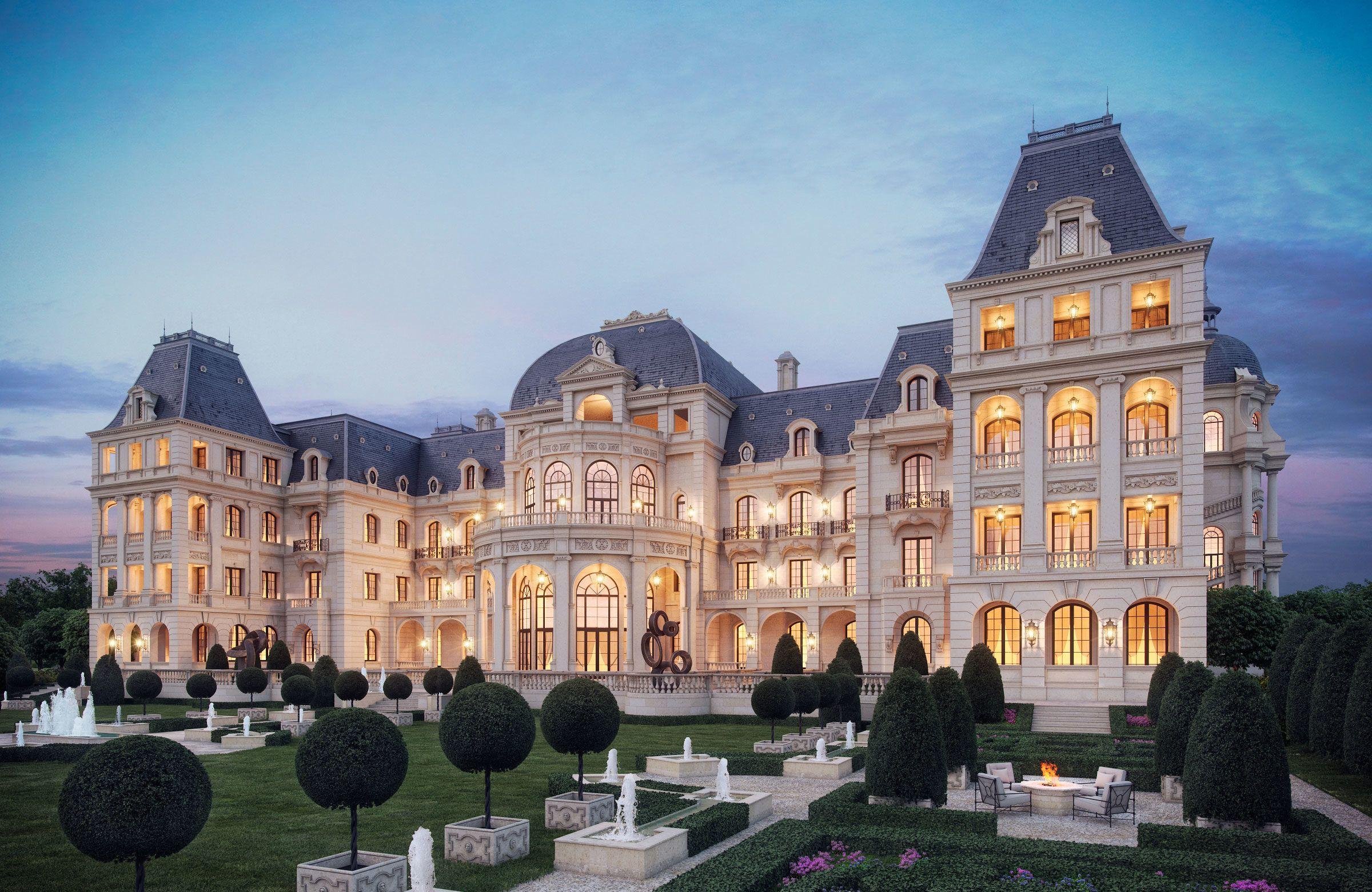 Hotel cg render visualization studio - French interior design companies ...
