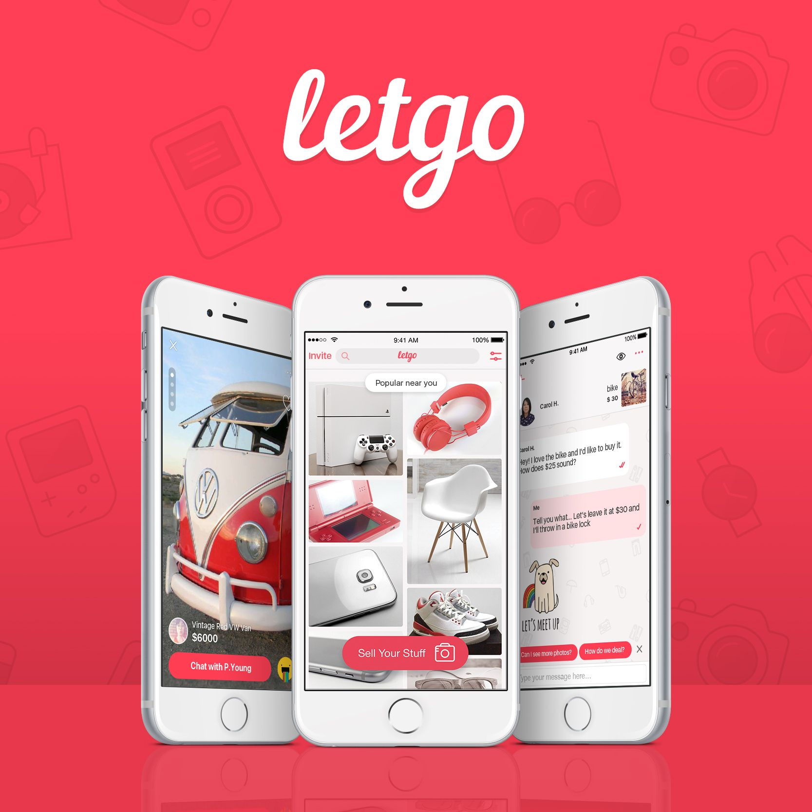 This is a best Clone of Buy and Sell Marketplace Apps. We