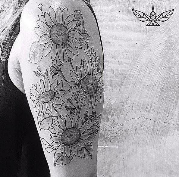Flores Cholo Tatuajes De Lineas Finas Fondos Tatuaje Lineas