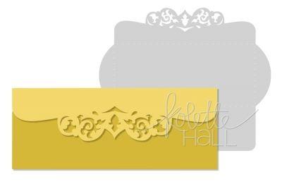 flourished envelopes