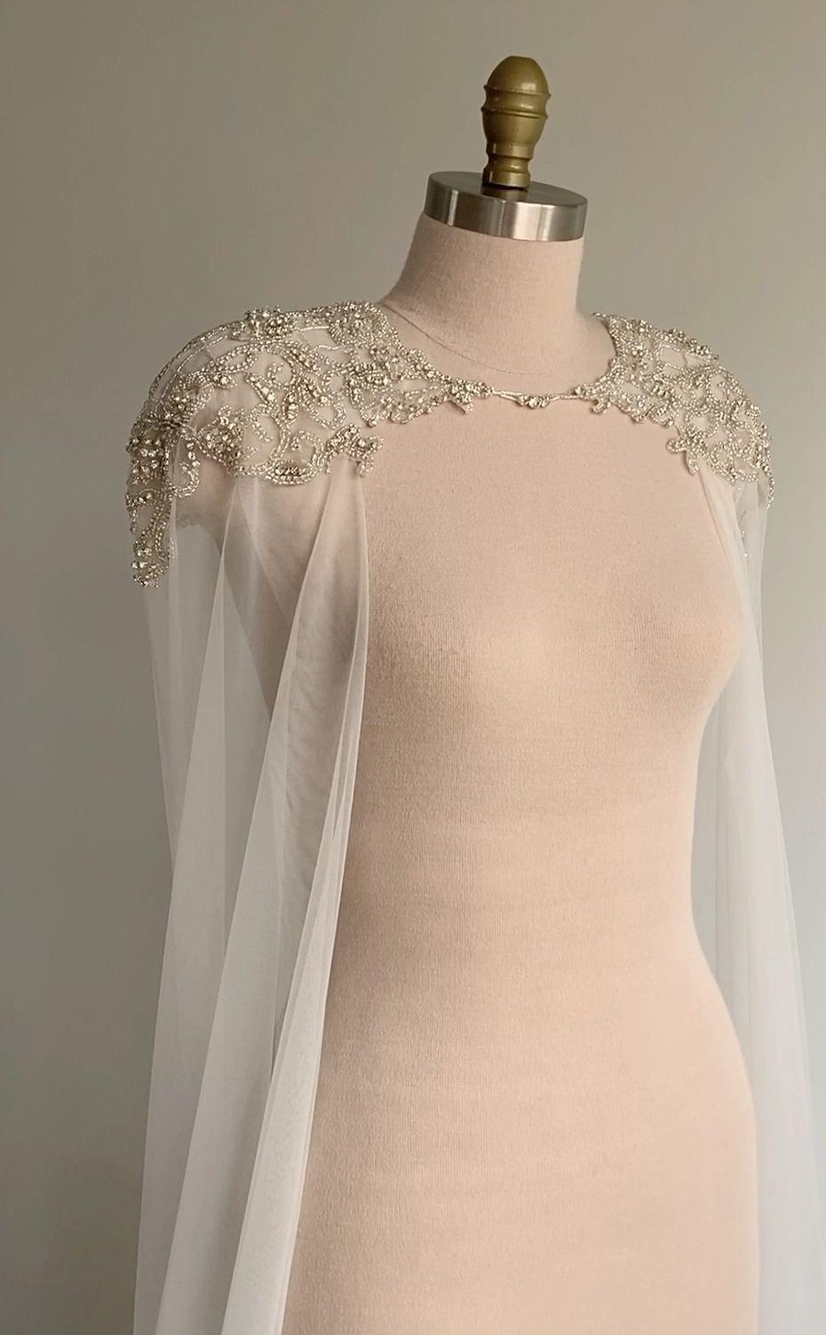 Wedding Dresses Capes Tops Skirts and Veils by Lil
