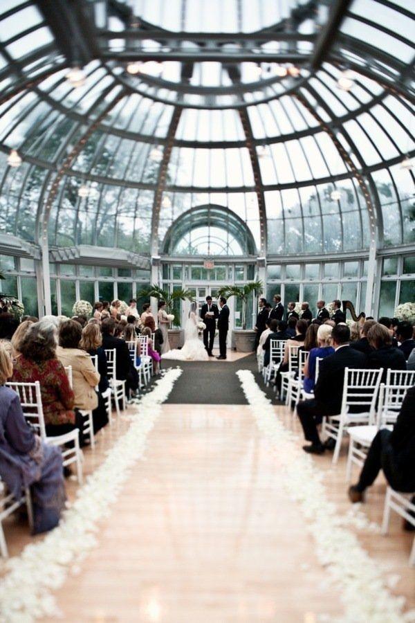 The Palm House At Brooklyn Botanic Garden Wedding By Brookelyn Photography Pinterest