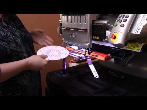Hoop Tech 8 Strap Clamp Demo For Melco Machines Melco Hoops Bing Video