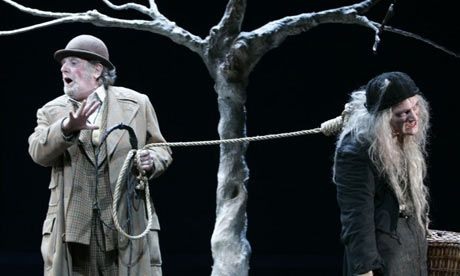 waiting for godot lucky and pozzo relationship