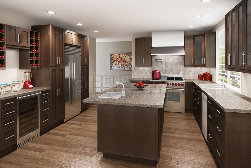 Brown Kitchen Cabinets | customers consistently inspire us to provide them innovative kitchen . & Brown Kitchen Cabinets | customers consistently inspire us to ...