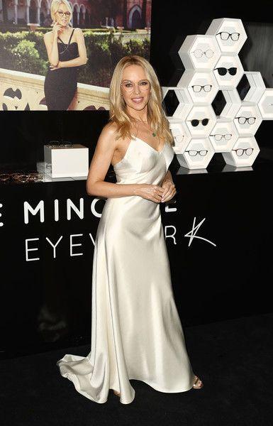 Kylie Minogue Evening Dress   Dresses, Silk satin dress