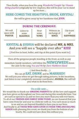 Diy wedding programs weddings do it yourself wedding forums diy wedding programs weddings do it yourself wedding forums weddingwire solutioingenieria Images