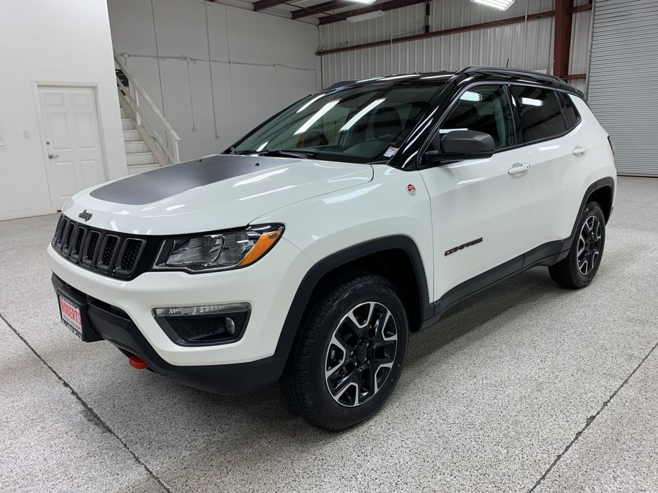 2019 Jeep Compass Trailhawk Sport Utility 4d Jeep Compass Jeep