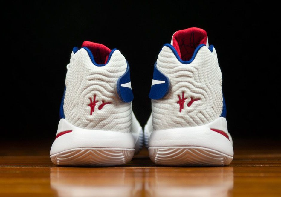 new arrival 83ff0 f92f3 Nike Kyrie 2 4th of July New Look 819583-164   SneakerNews.com