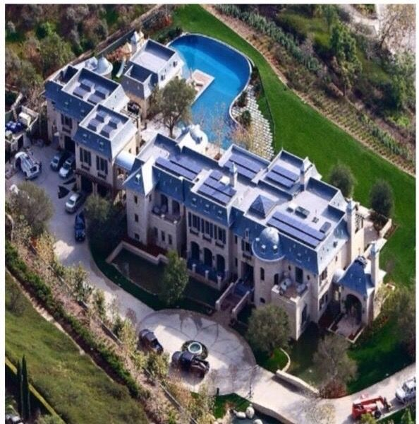 Reported Home Of Dr Dre Formerly Built And Owned By Tom Brady