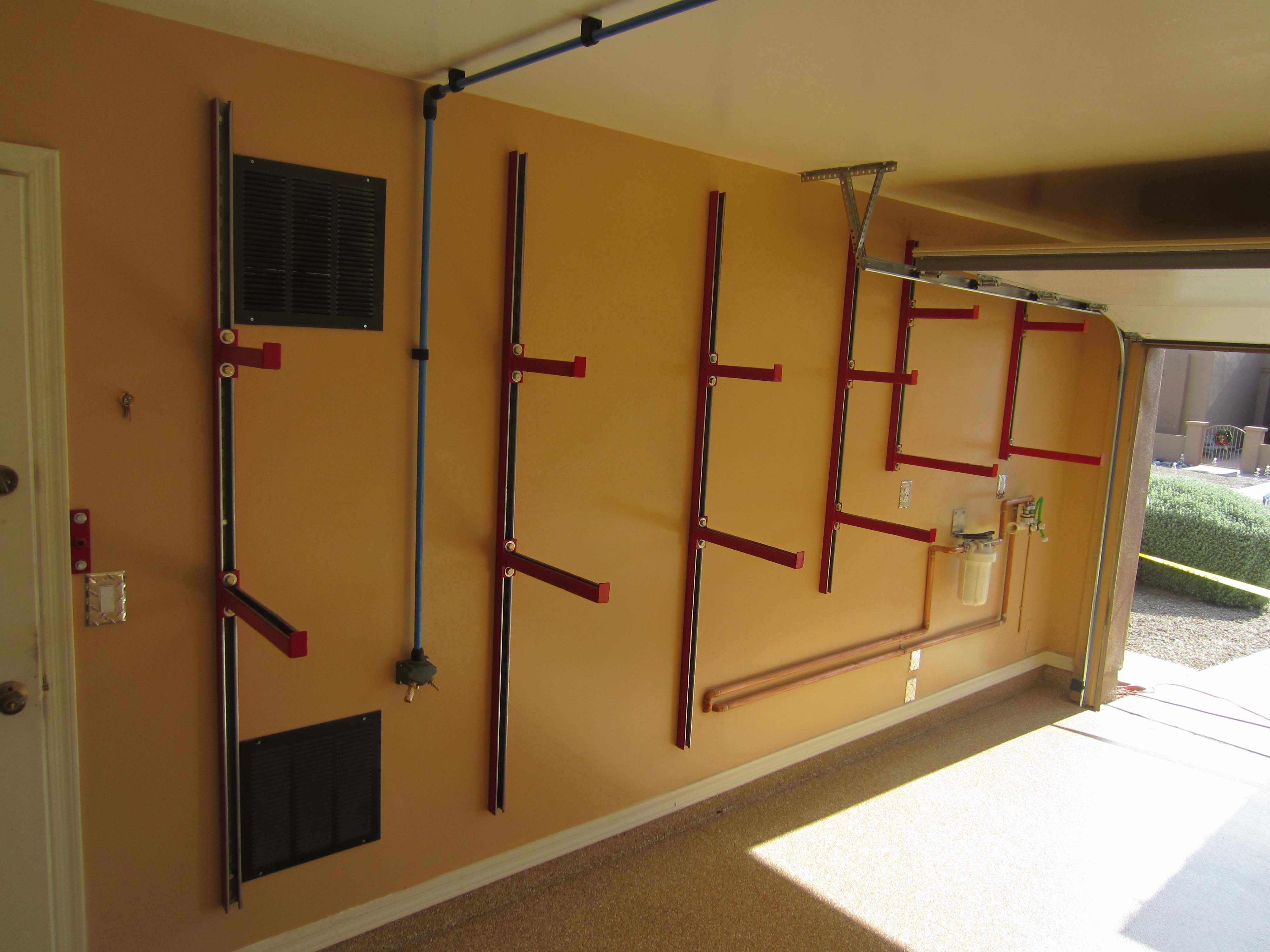 Attractive Metal Storage Ideas? Show Me Some Pics!   The Garage Journal Board