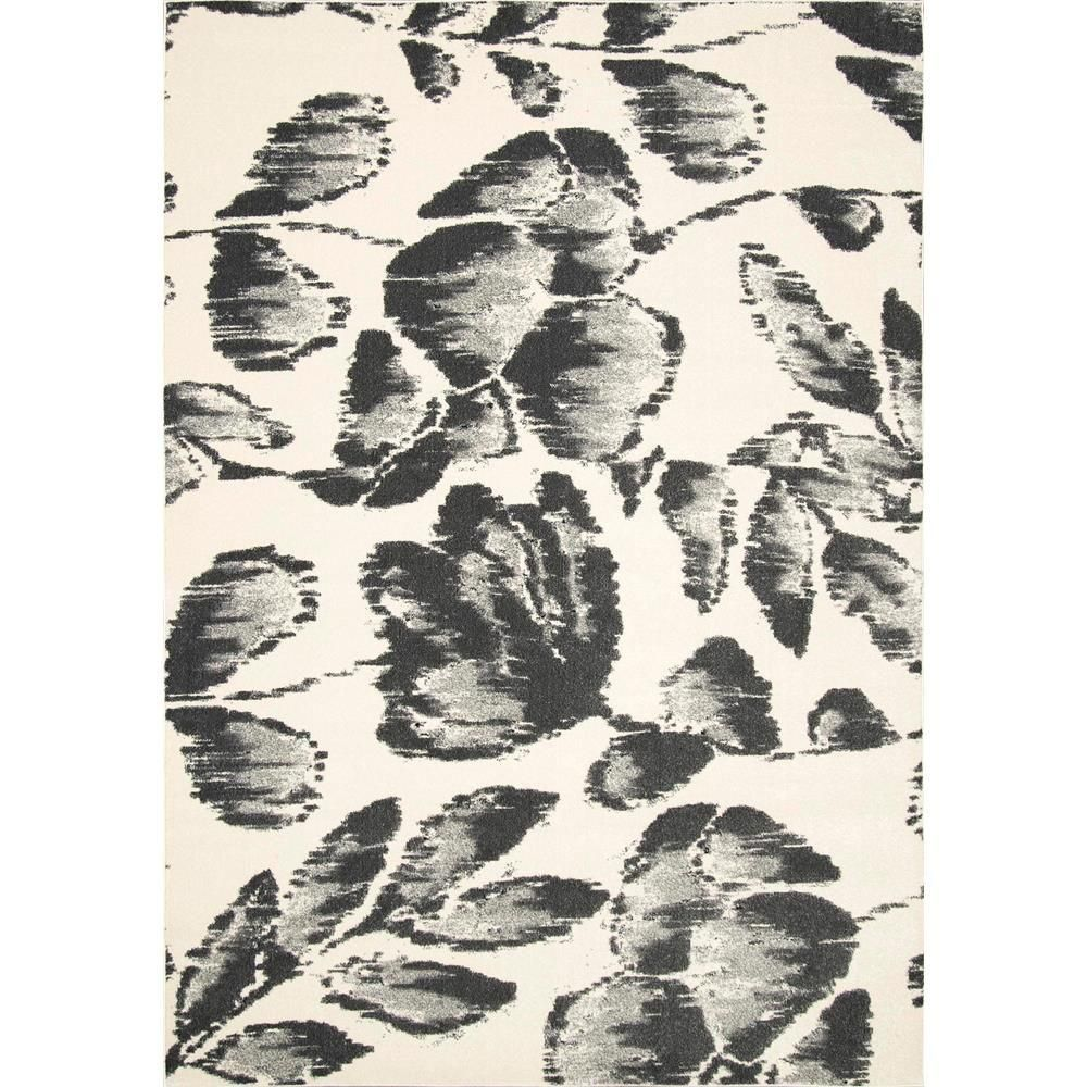 Thames Grey 5 ft. 3 in. x 8 ft. Area Rug