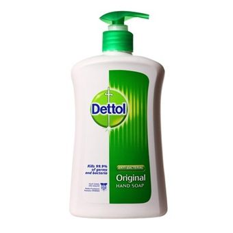 Dettol Original Liquid Hand Wash 500ml Hand Care Body Care