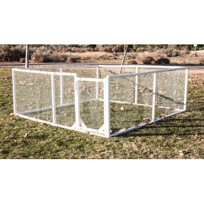 Snapfence 4 Ft H X 8 Ft W Garden Enclosure Fencing Wayfair In 2020 Garden Fencing Garden Fence Panels Garden Fence