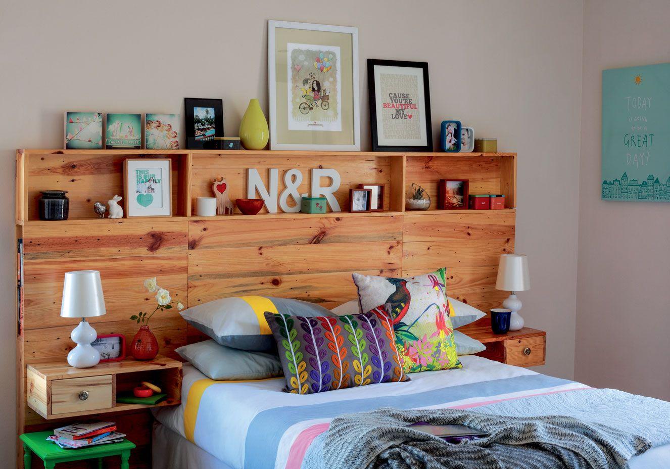 6 ideias para renovar a cabeceira da sua cama