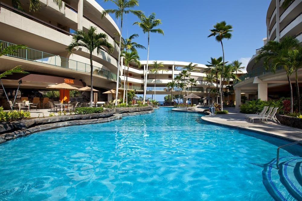 Sheraton Kona Resort Spa At Keauhou Bay In Kailua