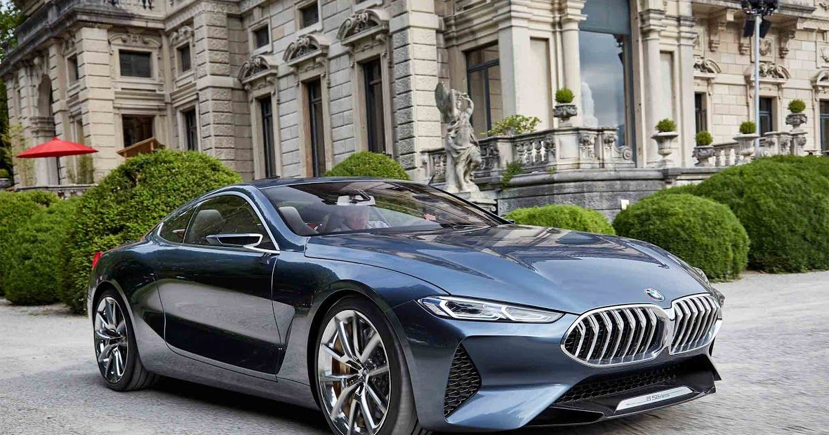 2018 Bmw 8 Series Coupe The Luxurious New Two Plus Is Planned To Return Line Up I
