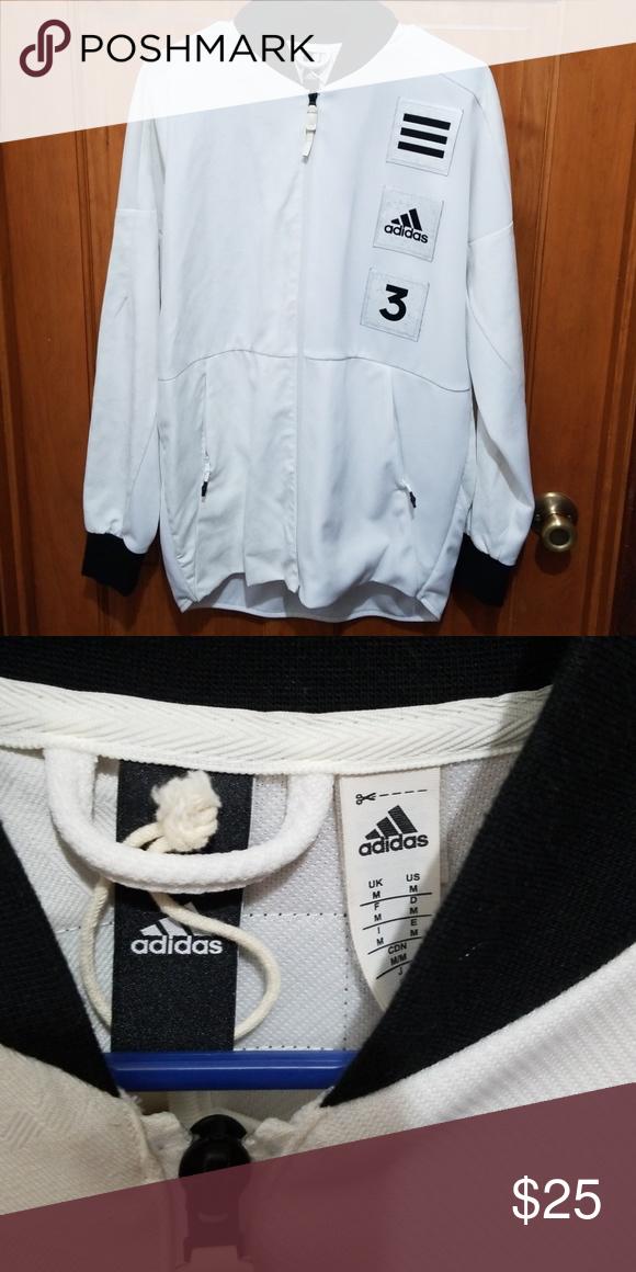 NWOT Rare Adidas Varsity Jacket Varsity jacket, Jackets