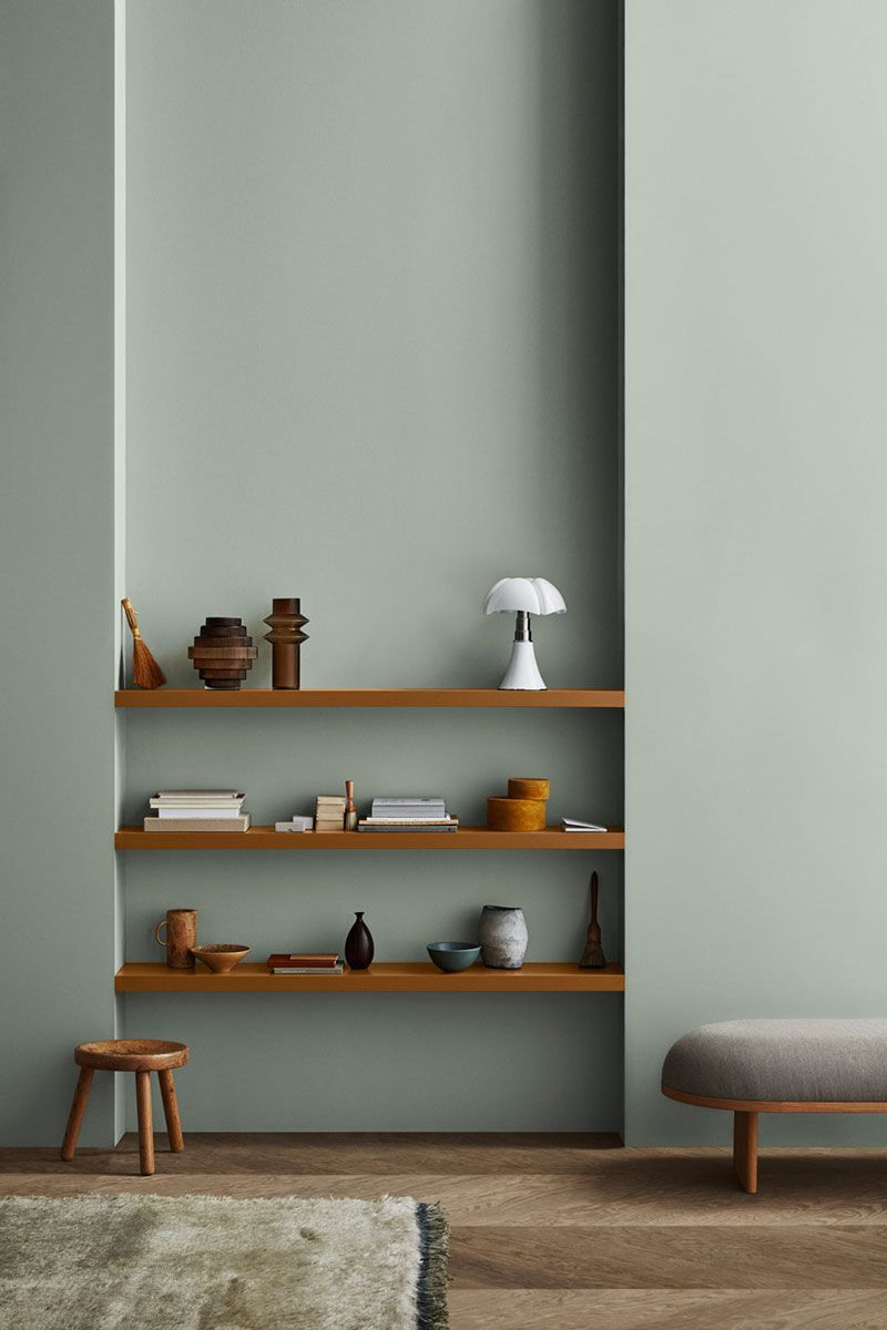 〚 Color delights: trendy shades of Jotun's new interior paint collection 〛◾ Photos ◾ Ideas ◾ Design