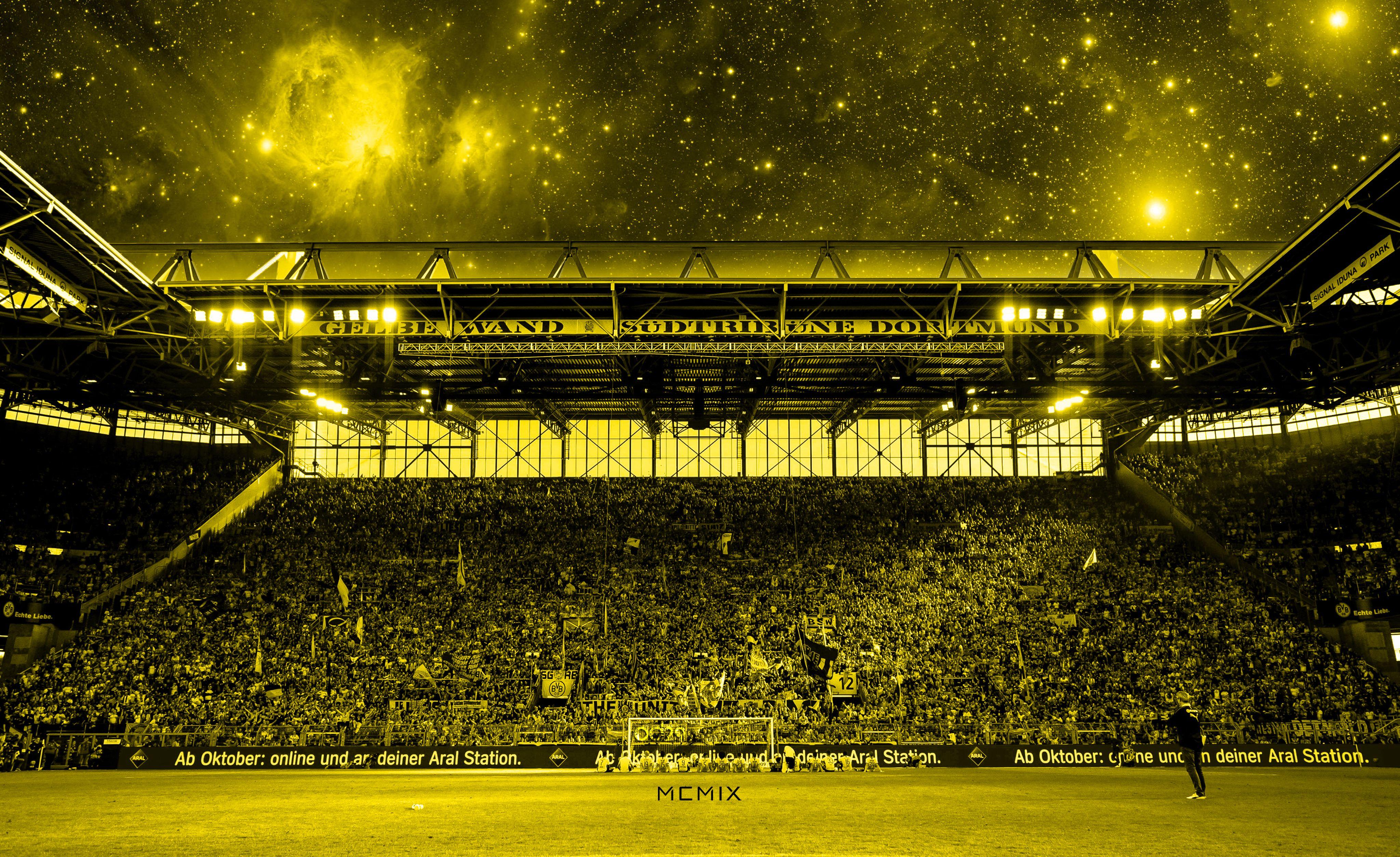 Bvb Dortmund Desktop Wallpaper In 2020 Borussia Dortmund Wallpaper Dortmund Borussia Dortmund