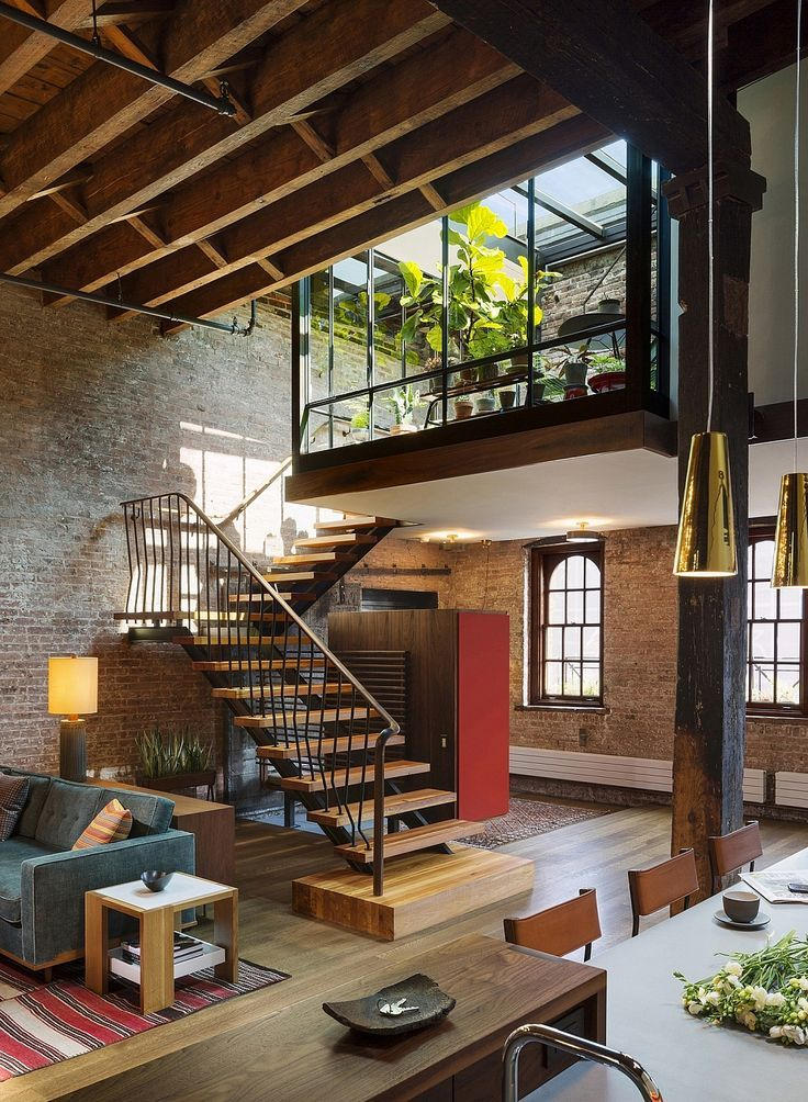 Tribeca Loft Renovation in a Former Caviar Warehouse | Intérieur ...