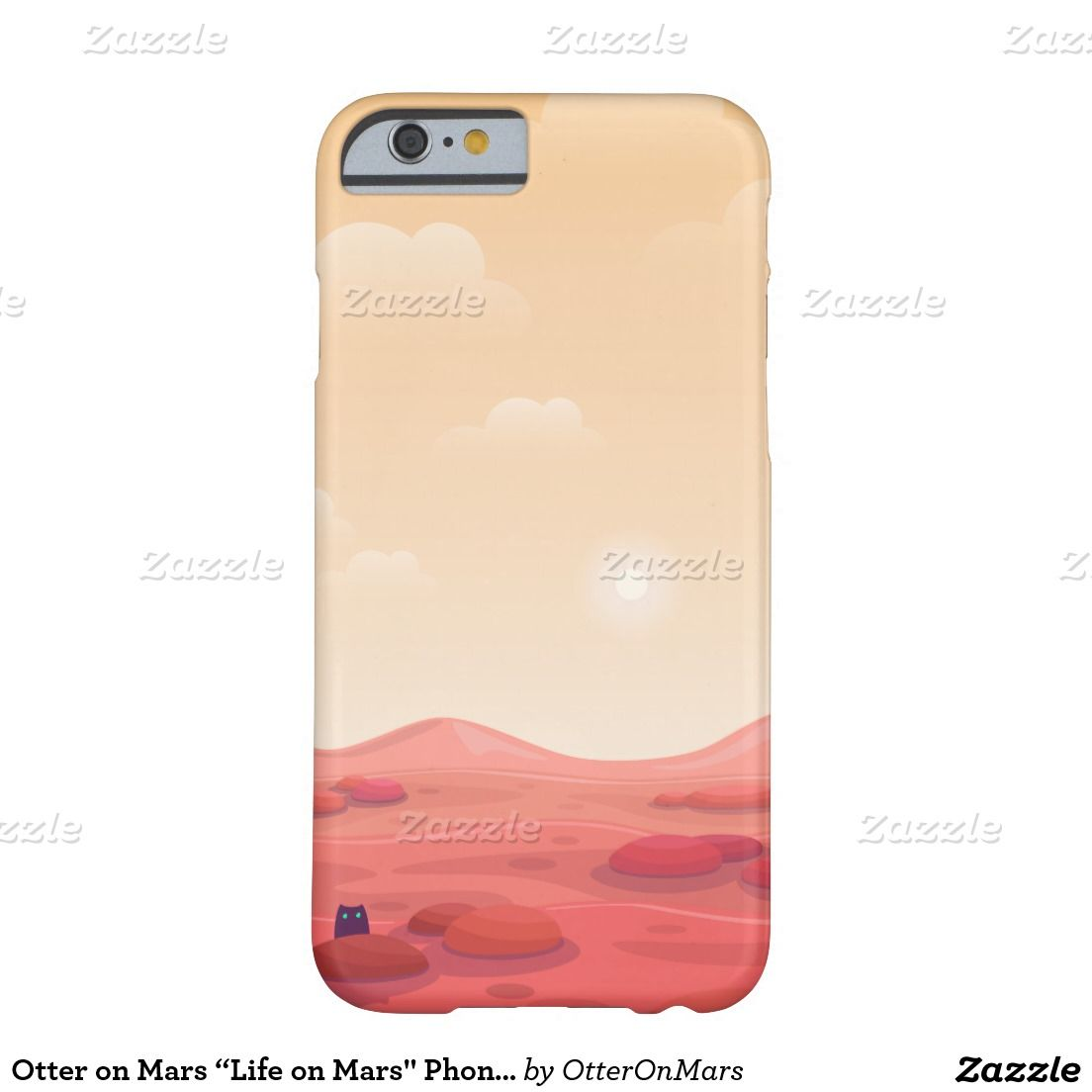 Life on Mars iPhone 11 case