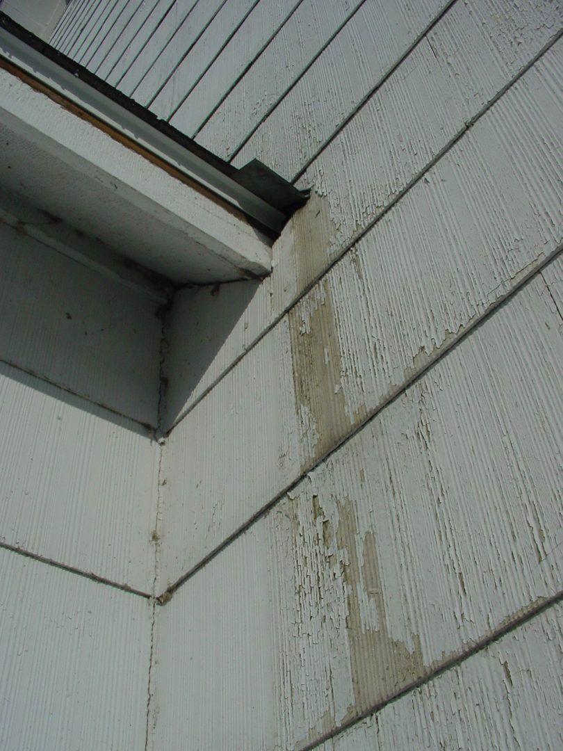 Q A Painting Asbestos Siding Safely Asbestos Siding Siding Paint Painting Aluminum Siding