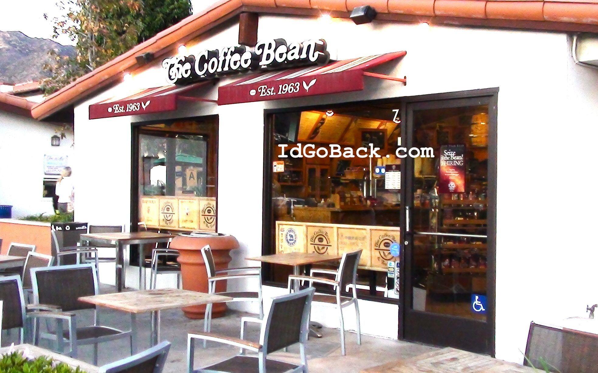 Coffee Bean And Tea Leaf In Malibu Beach California Located At The Hollywood Celebrity Favorite Hangout The Malibu Co Coffee Beans Tea Leaves Malibu Beaches
