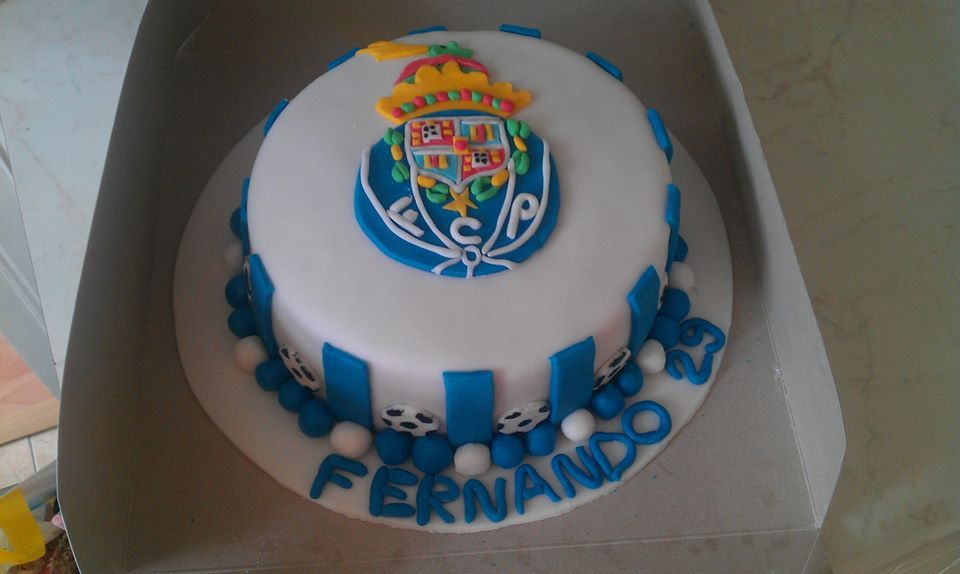 Fc Porto Cakes Pinterest Cake Cake Decorating And Porto