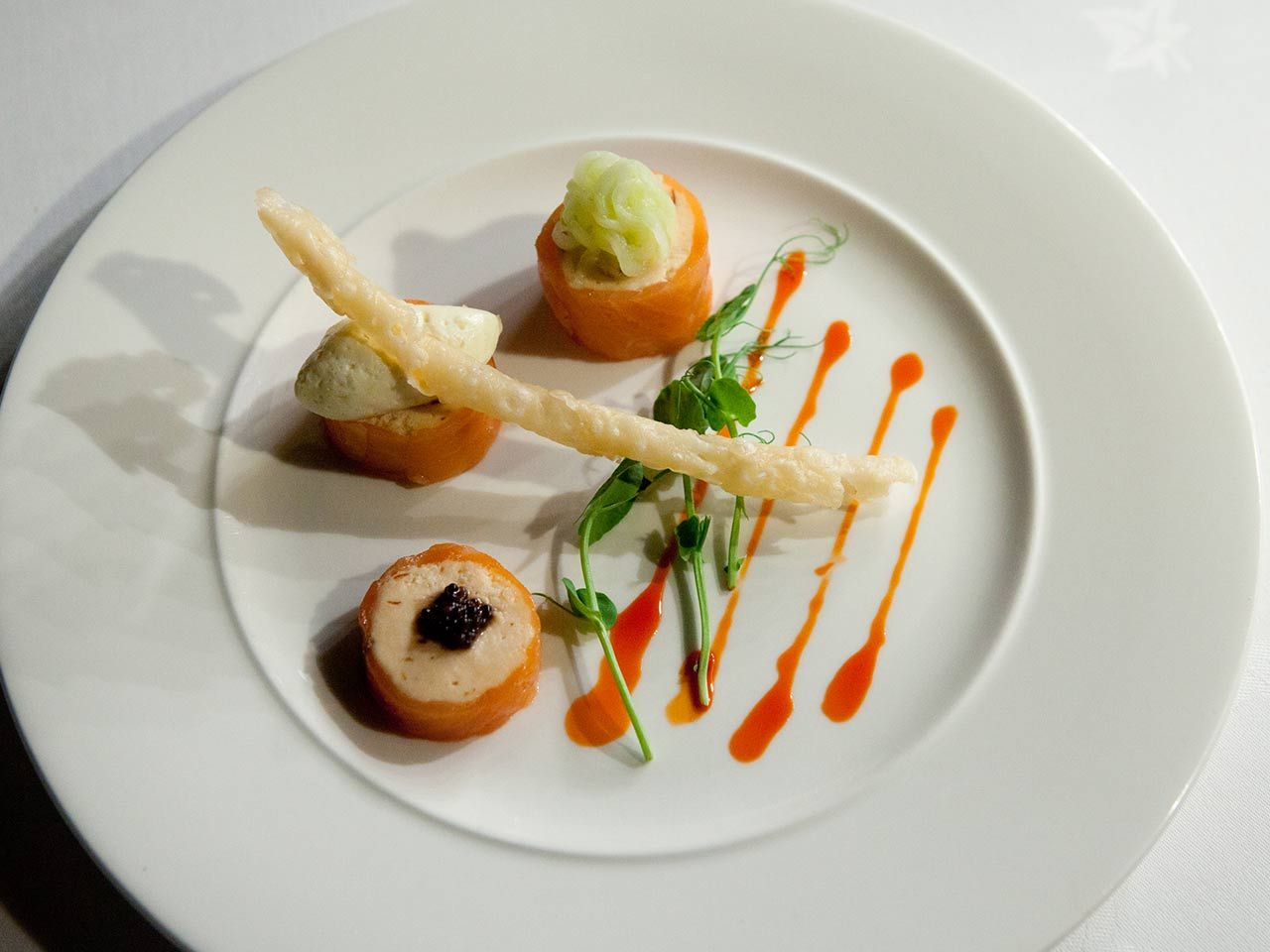 French Fine Dining Food Recipes