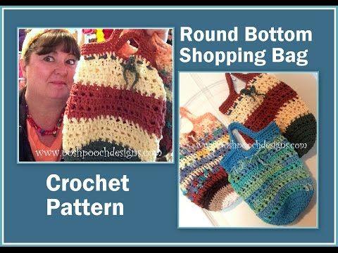 YouTube | Crochet Bags | Pinterest | Cotton shopping bags, Crochet ...