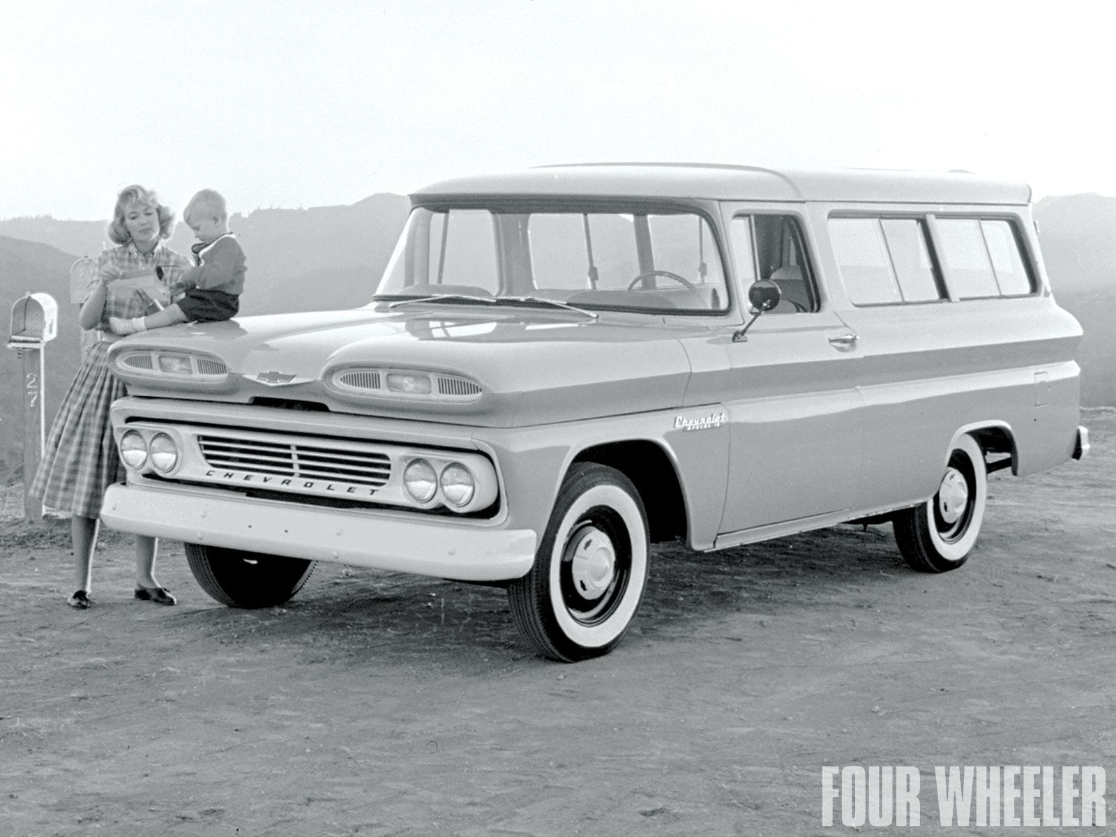 1960 Chevy Suburban Chevrolet Suburban Classic Trucks Chevy Trucks