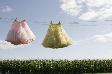 Please welcome today's poster, Rachel. clothesline