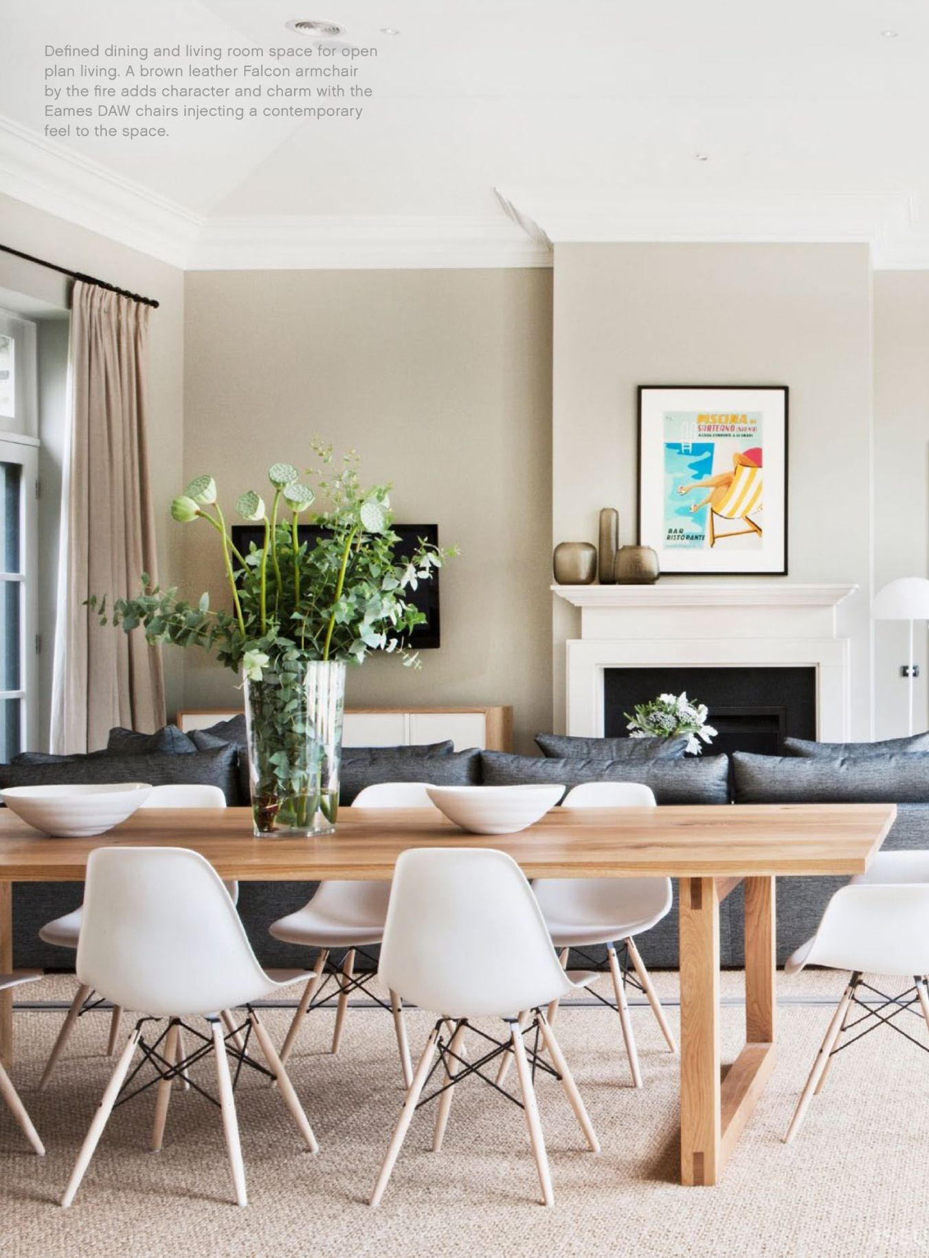 Est Magazine 6 Eames dining chair, Eames dining
