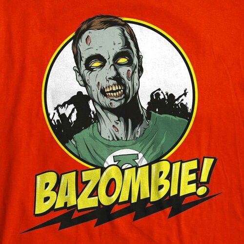 Zombie Sheldon