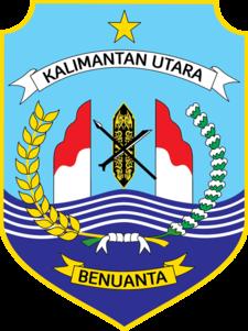Logo Kaltara Kalimantan Resolusi Gambar Penerbangan