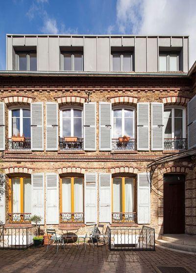 Maison d\u0027architecte  6 réalisations à visiter en région parisienne - Plan De Construction D Une Maison