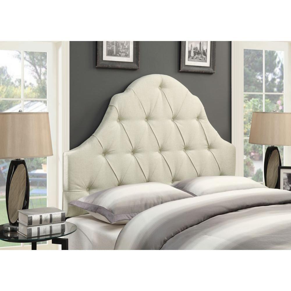 Pulaski Furniture Beige Full Queen Headboard Ds D015 250 433