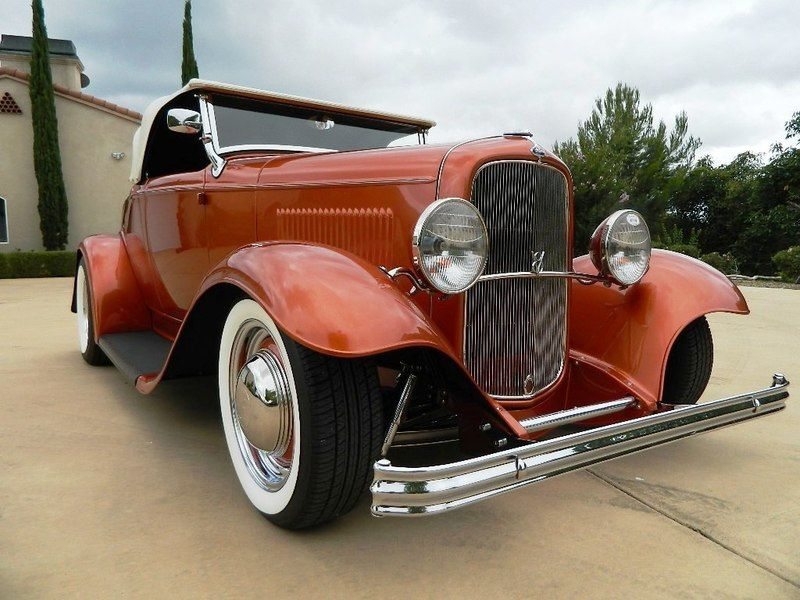 1932 Ford Roadster, all steel for sale - Orange, CA | OldCarOnline ...